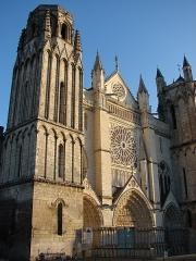Cathédrale Saint-Pierre - Français:   Cathédrale Saint-Pierre de Poitiers