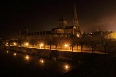 Ancienne église abbatiale - English:   Abbaye de Saint-Savin-sur-Gartempe