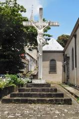 Cathédrale Notre-Dame de Guadeloupe, ancienne église Saint-François - Cathédrale Notre-Dame-de-Guadeloupe