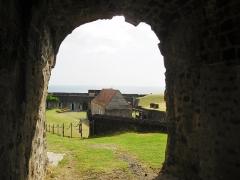 Fort Saint-Charles, Fort Richepance ou Fort Delgrès, puis laboratoire de vulcanologie - Français:   Fort Louis Delgrès de Basse-Terre en Guadeloupe