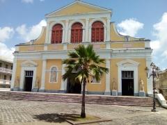 Eglise Saint-Pierre-et-Saint-Paul - Église Saint-Pierre-et-Saint-Paul de Pointe-à-Pitre en Guadeloupe
