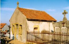 Ossuaire - Français:   Conflans-en-Jarnisy, l\'ossuaire de la Mère-Eglise