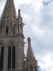 Basilique Saint-Epvre - English: Saint Epvre Basilica (19th century) - Nancy - FRANCE