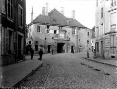 Porte de la Citadelle -