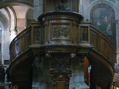 Cathédrale Notre-Dame de Grâce - La cathédrale Notre-Dame de Grâce de Cambrai (Nord, France).