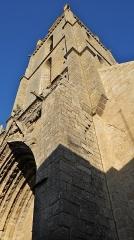 Eglise Saint-Guénolé - Français:   Église Saint-Guénolé, Batz-sur-Mer, Loire Atlantique, France, octobre 2020