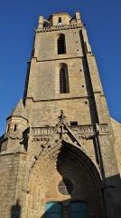 Eglise Saint-Guénolé - Église Saint-Guénolé, Batz-sur-Mer, Loire Atlantique, France, octobre 2020