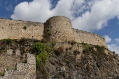 Château - Le château de Mayenne.