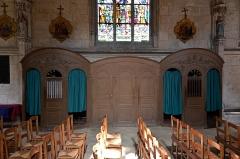 Eglise Notre-Dame-des-Marais - Français:   Église Notre-Dame-des-Marais de La Ferté-Bernard - Sarthe