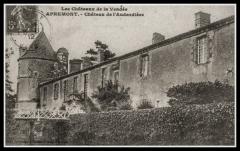 Château de l'Audardière -   Château de l'Audardière, Vendée, France
