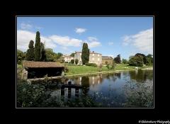Château du Parc Soubise -  Sur la route du retour, marquant la fin de cette journée en Vendée.