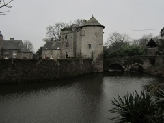 Château - Français:   Château de Chanteloup (XIVe - XVIe)