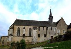 Ancien couvent des Clarisses de Saint-François - Français:   Mortagne-au-Perche (61)