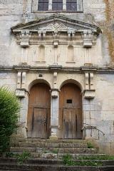Eglise Saint-Germain-de-Loisé - Français:   Église Saint-Germain de Loisé, Mortagne-au-Perche, Orne