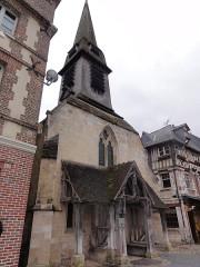Ancienne église Saint-Etienne, actuellement musée -  Honfleur