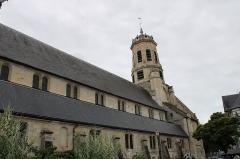 Eglise Saint-Léonard - Français:   Eglise St Léonard
