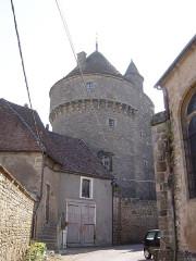 Tour de la Motte-Forte - Français:   Arnay-le Duc