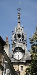 Beffroi - Français:   Beaune (Côte-d'Or, Bourgogne, France). Beffroi, place Monge.