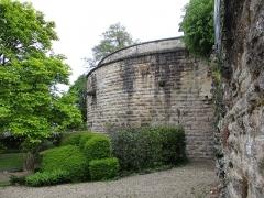 Fortifications - Français:   Tour Madeleine (de l\'ancien château fort de Beaune)