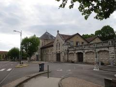 Fortifications - Français:   Porte Marie de Bourgogne
