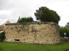 Fortifications - Français:   Grosse Tour et tour des Billes (Beaune)