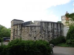 Fortifications - Français:   Tour des Cordeliers (Beaune)