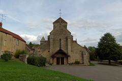 Eglise Saint-Jean-Baptiste - Église Saint-Jean-Baptiste (Fleurey-sur-Ouche, Côte d'Or, Bourgogne, France)