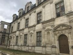 Ancien château des Comtes de Gondi - Français:   Château des Gondy à Joigny.