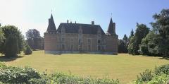Château - Français:   Château du Plessis-Brion