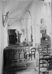 Eglise dite collégiale Saint-Martin -