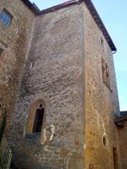Château du Sou - Français:   Dans le département du Rhône, à Lacenas, proche de Villefranche