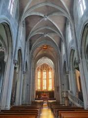 Eglise Saint-Georges - L'église Saint-Georges à Lyon (Rhône, Rhône-Alpes, France).