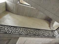 Hôtel-Dieu - Français:   Grand Escalier de l\'Hôtel-Dieu de Lyon (69).
