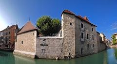 Palais de l'Isle - English: Palais de l'Isle castle in Annecy.