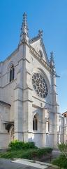 Eglise Saint-Hippolyte - Polish Wikimedian and photographer Free-license photographer