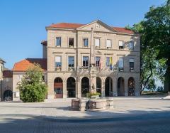 Hôtel de ville - Polish Wikimedian and photographer Free-license photographer