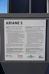 Aérogare du Bourget -  Ariane 5