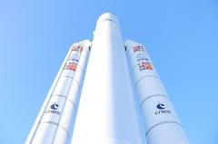 Aérogare du Bourget -  Ariane 5 (Mockup)