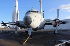 Aérogare du Bourget -  Breguet Atlantique Marine