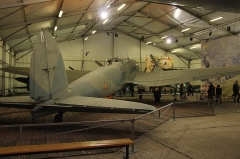 Aérogare du Bourget -  CASA 2.111 (Heinkel He-111)