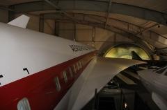 Aérogare du Bourget -  Concorde 001