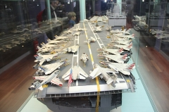 Aérogare du Bourget -  CVN-65 USS Enterprise Model