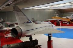 Aérogare du Bourget -  Dassault Mirage 2000-01