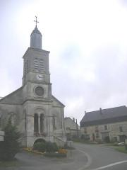 Eglise Saint-Martin -  Aubigny-les-Pothées