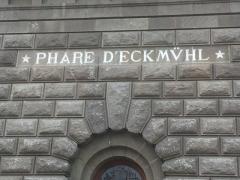 Phares de la pointe de Penmarc'h - Français:   Phares de la pointe de Penmarc\'h comprenant le phare d\'Eckmühl