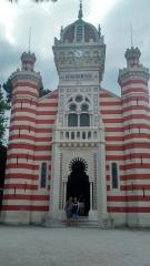Chapelle Sainte-Marie-du-Cap - Chapelle de la Villa algérienne