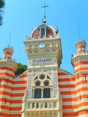 Chapelle Sainte-Marie-du-Cap - Villa Algérienne de face