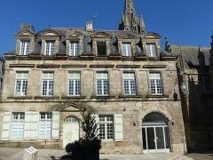 Hôtel - Français:   Hôtel particulier rue de Clisson