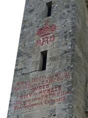 Eglise Saint-Martin - Français:   église Saint-Martin de Josselin