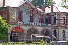 Casino de la Faïencerie - Deutsch: Sarreguemines, Casino de la Faïencerie